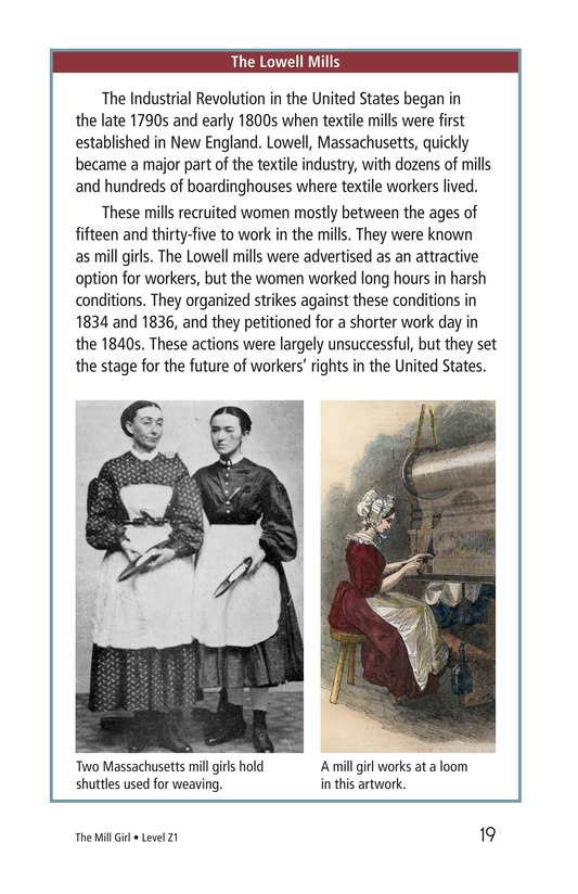 Book Preview For The Mill Girl Page 19