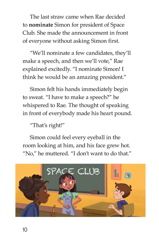 Book Preview For Like Night and Day Page 10