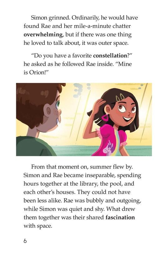 Book Preview For Like Night and Day Page 6