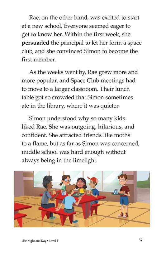Book Preview For Like Night and Day Page 9