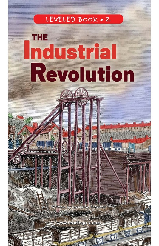 Book Preview For The Industrial Revolution Page 0