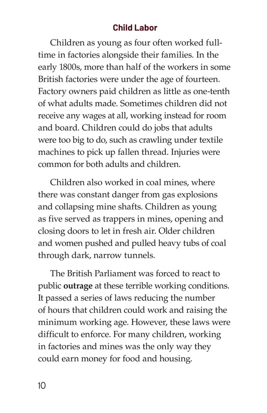 Book Preview For The Industrial Revolution Page 10