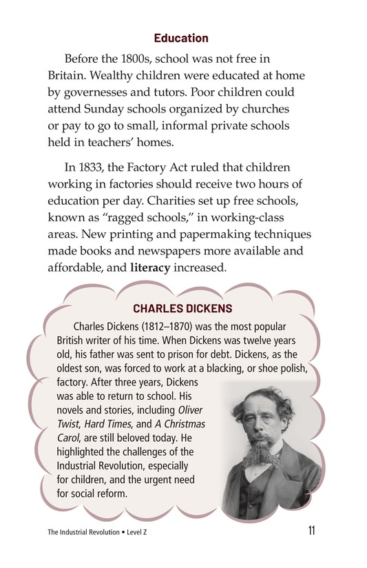 Book Preview For The Industrial Revolution Page 11