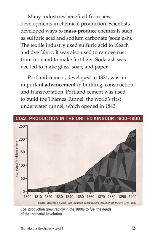 Book Preview For The Industrial Revolution Page 13