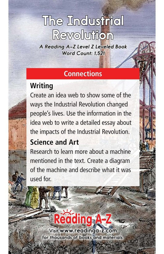 Book Preview For The Industrial Revolution Page 17