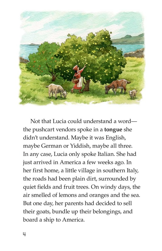 Book Preview For Lucia's New School Page 4