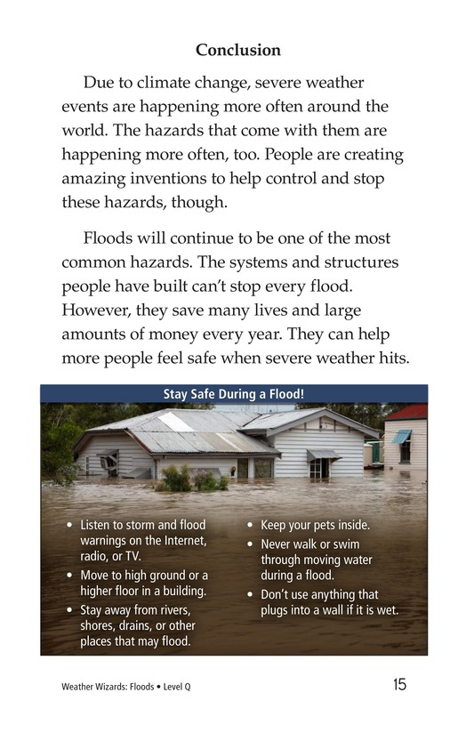 Book Preview For Weather Wizards: Floods Page 15
