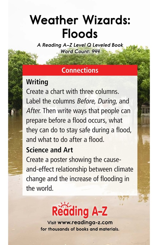 Book Preview For Weather Wizards: Floods Page 17