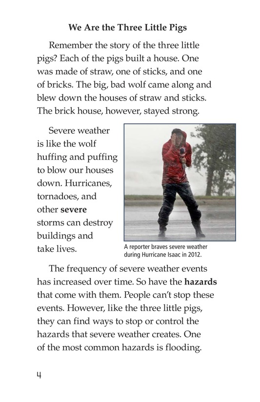 Book Preview For Weather Wizards: Floods Page 4