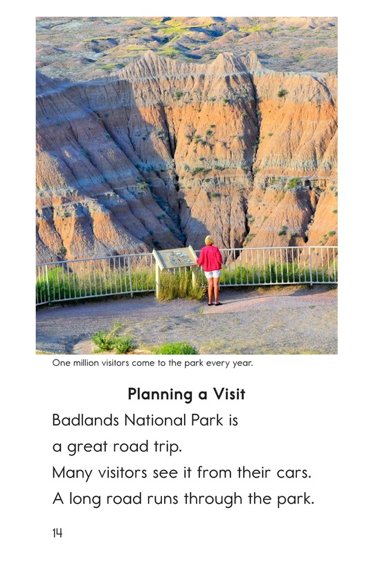 Book Preview For Badlands National Park Page 14
