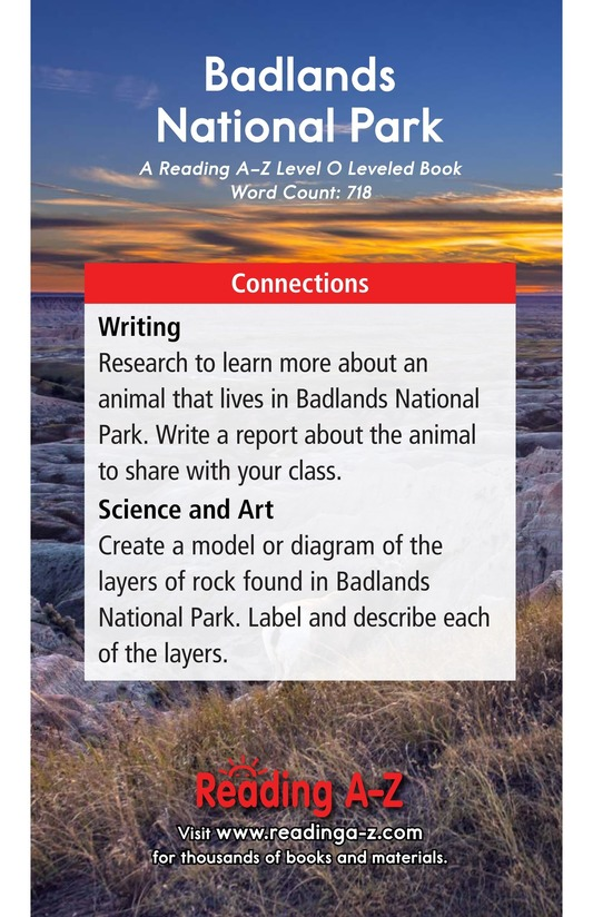Book Preview For Badlands National Park Page 17
