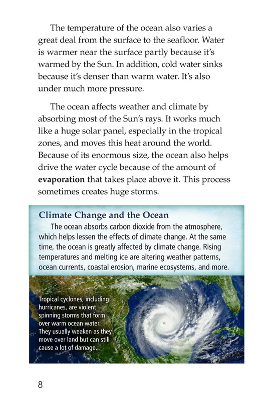 Book Preview For Oceans Page 8