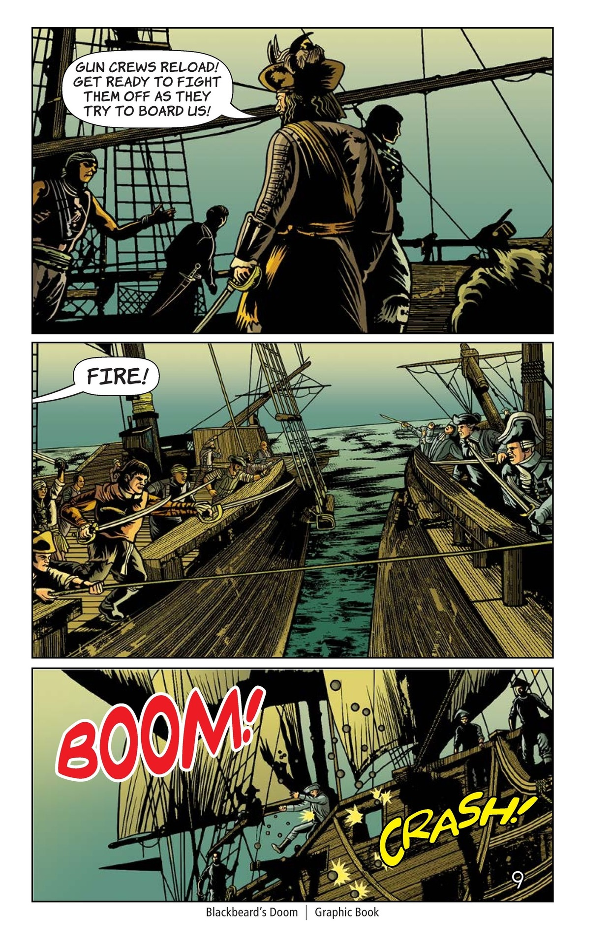 Book Preview For Blackbeard's Doom Page 10