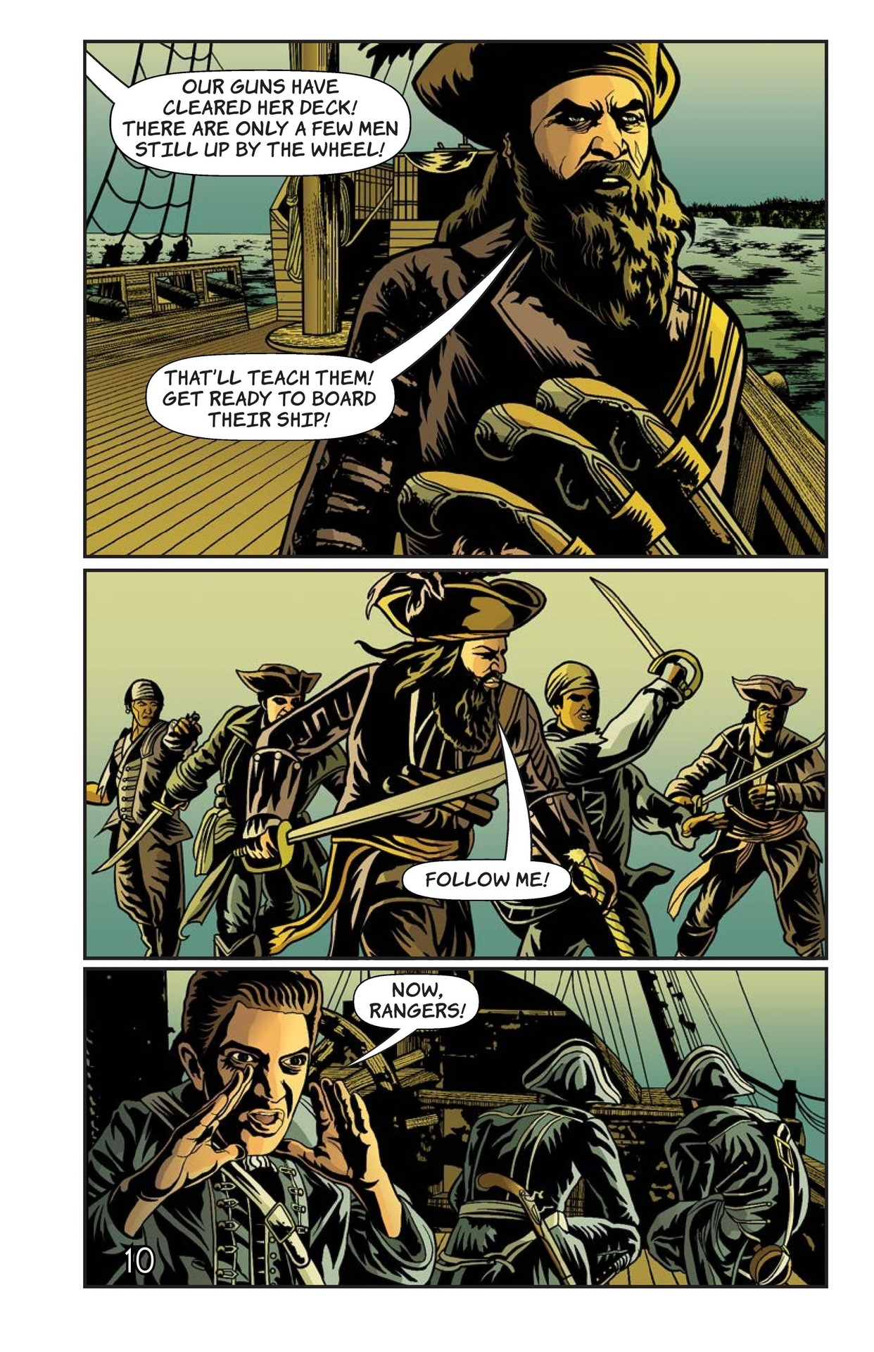 Book Preview For Blackbeard's Doom Page 11