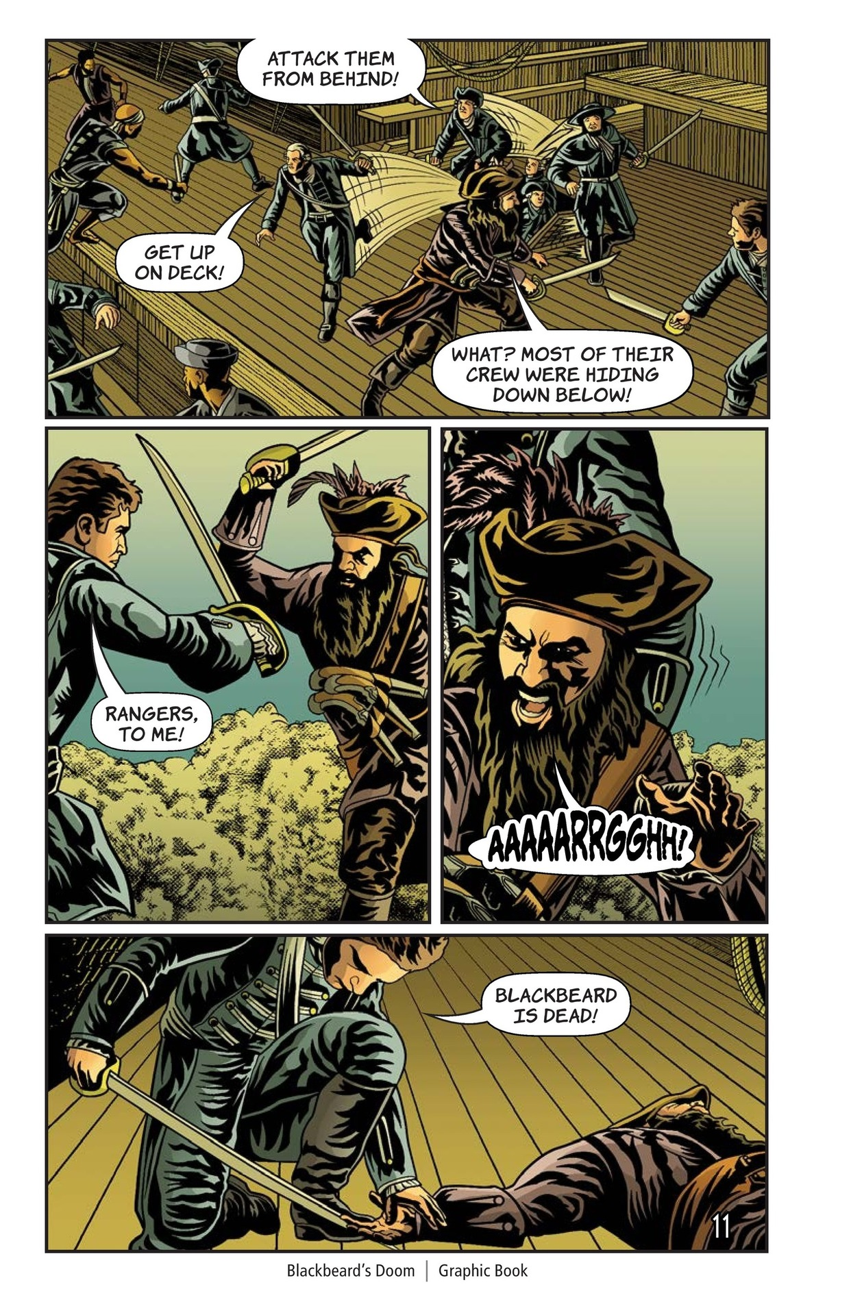 Book Preview For Blackbeard's Doom Page 12
