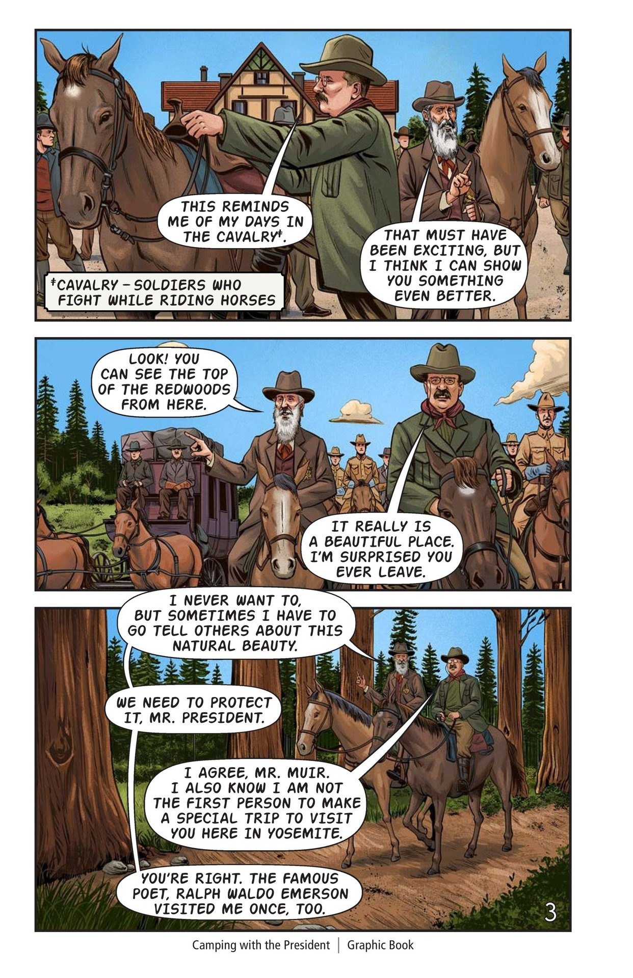 Book Preview For Camping with the President Page 4