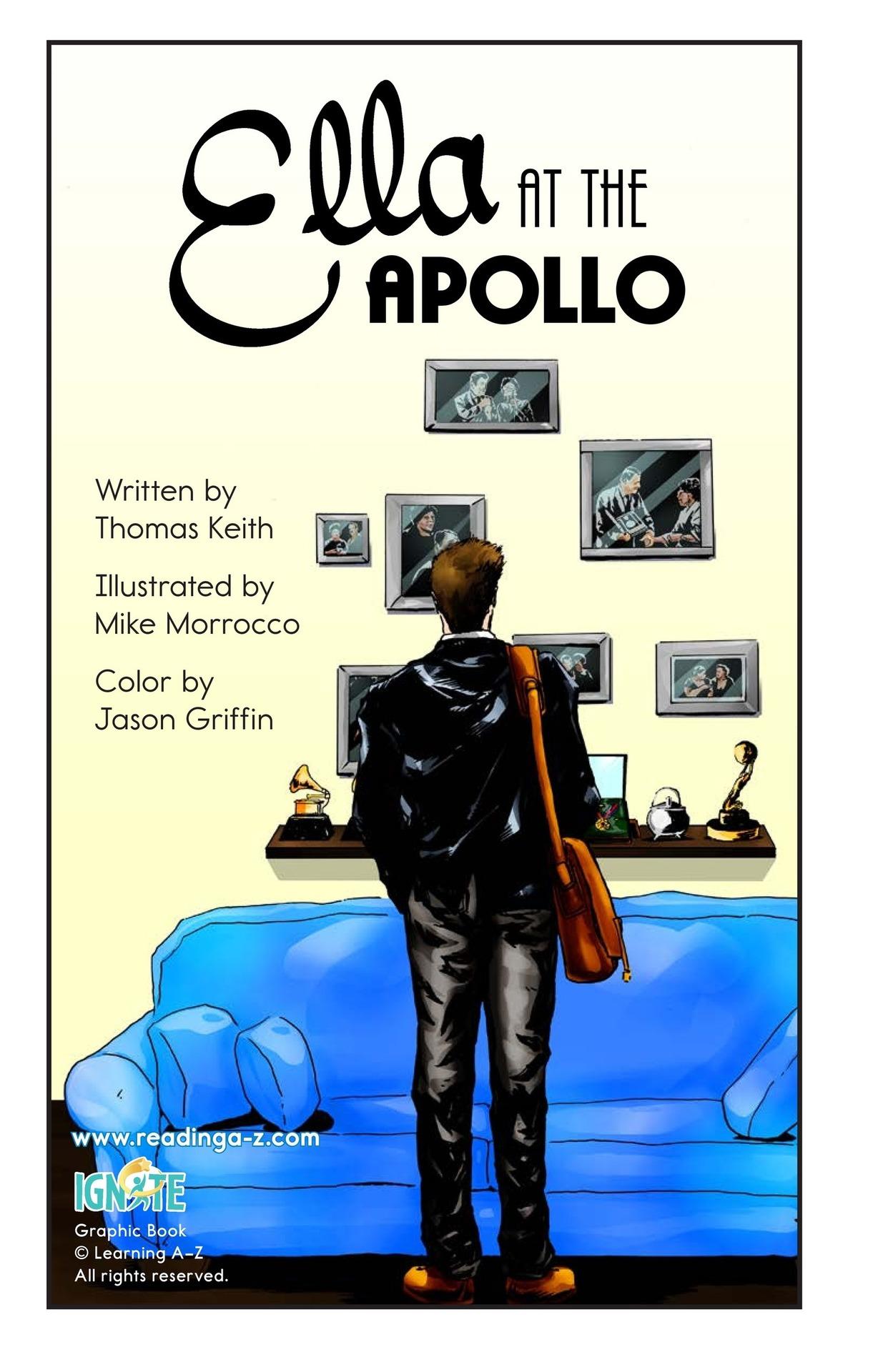 Book Preview For Ella at the Apollo Page 2