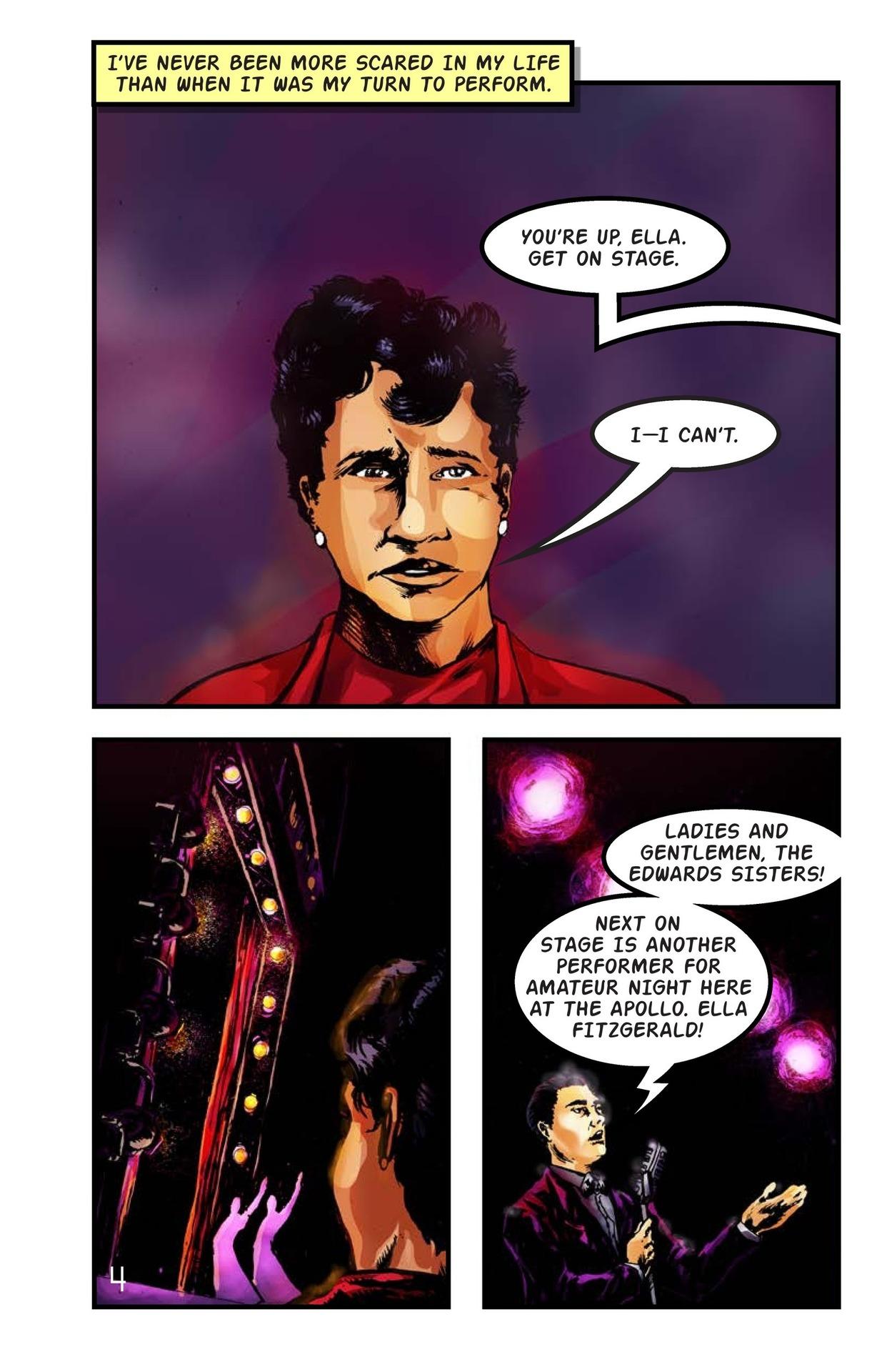 Book Preview For Ella at the Apollo Page 5