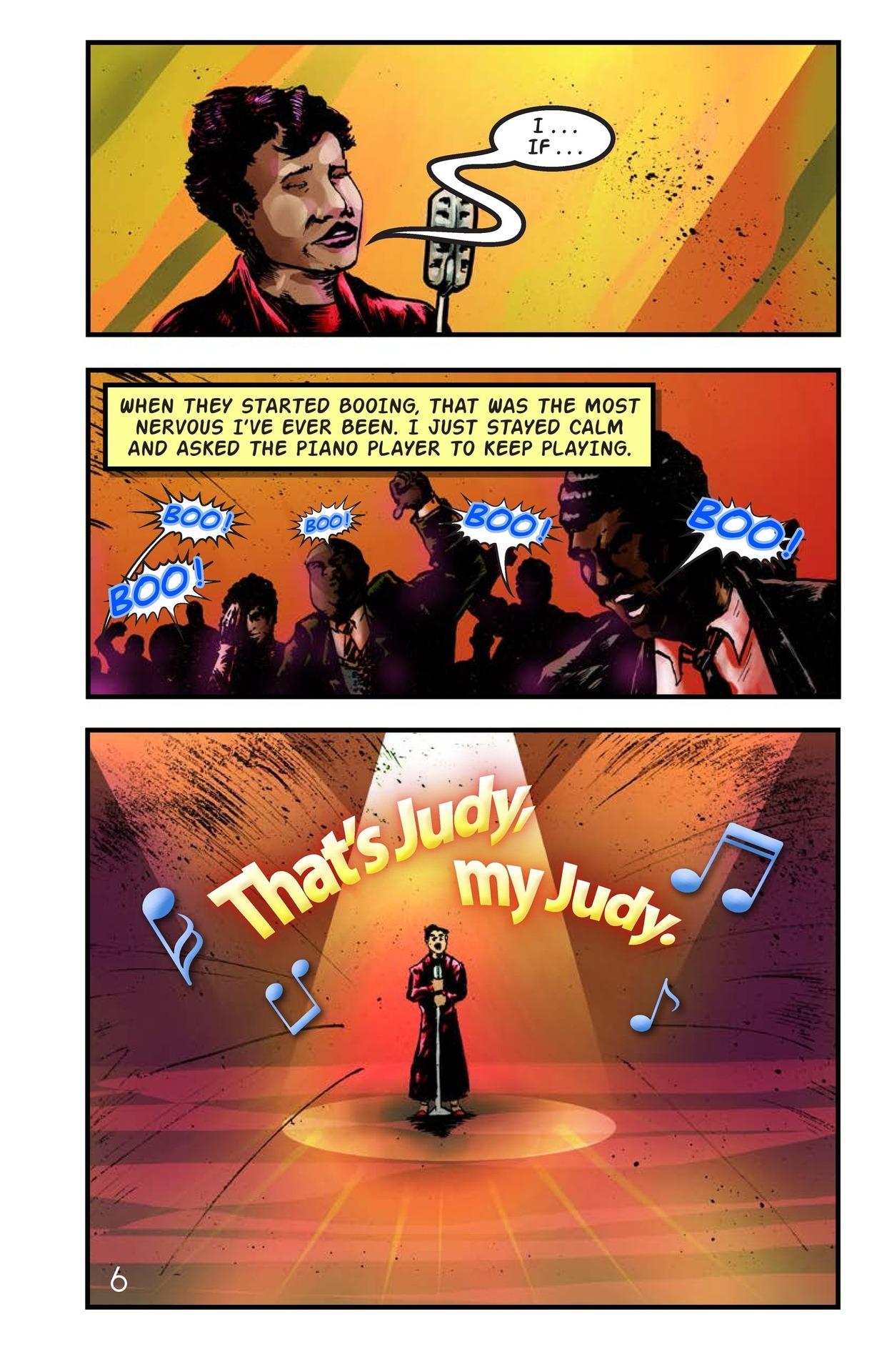 Book Preview For Ella at the Apollo Page 7