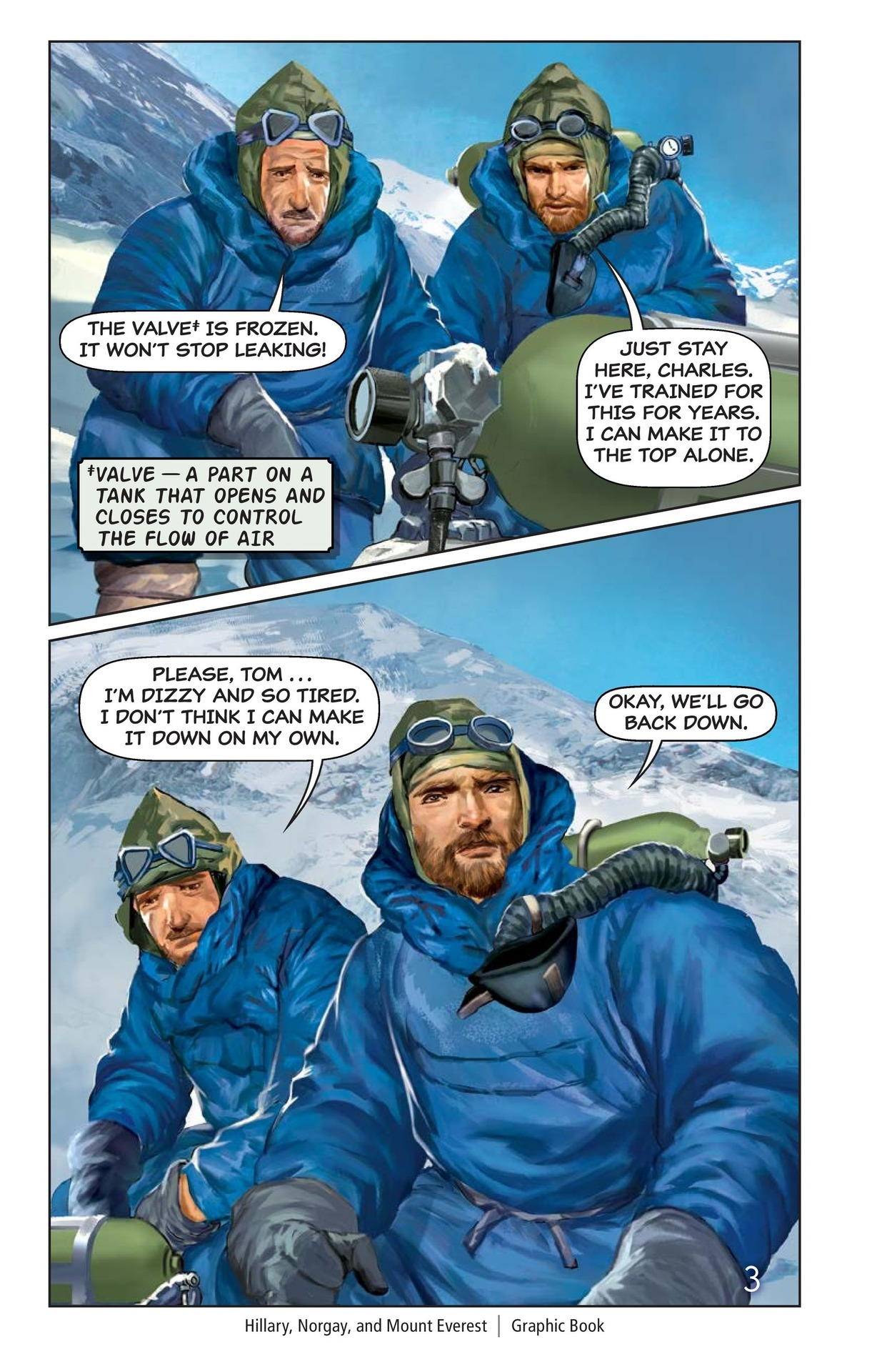 Book Preview For Hilary, Norgay, and Mount Everest Page 4