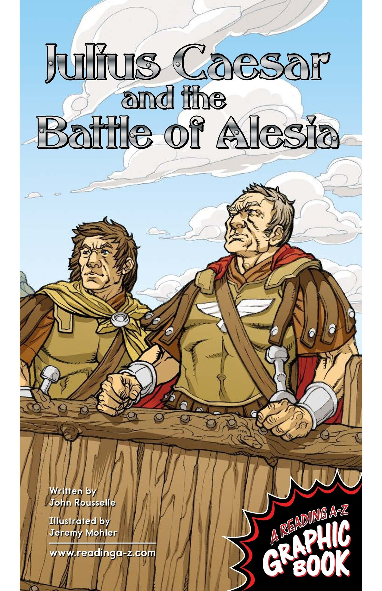 Book Preview For Julius Caesar and the Battle of Alesia Page 1