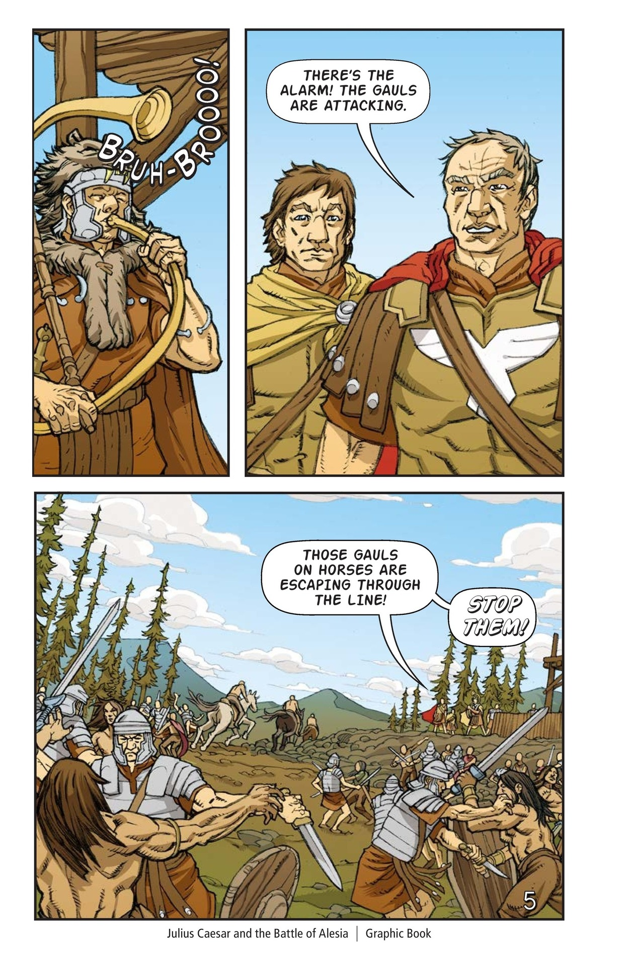 Book Preview For Julius Caesar and the Battle of Alesia Page 6
