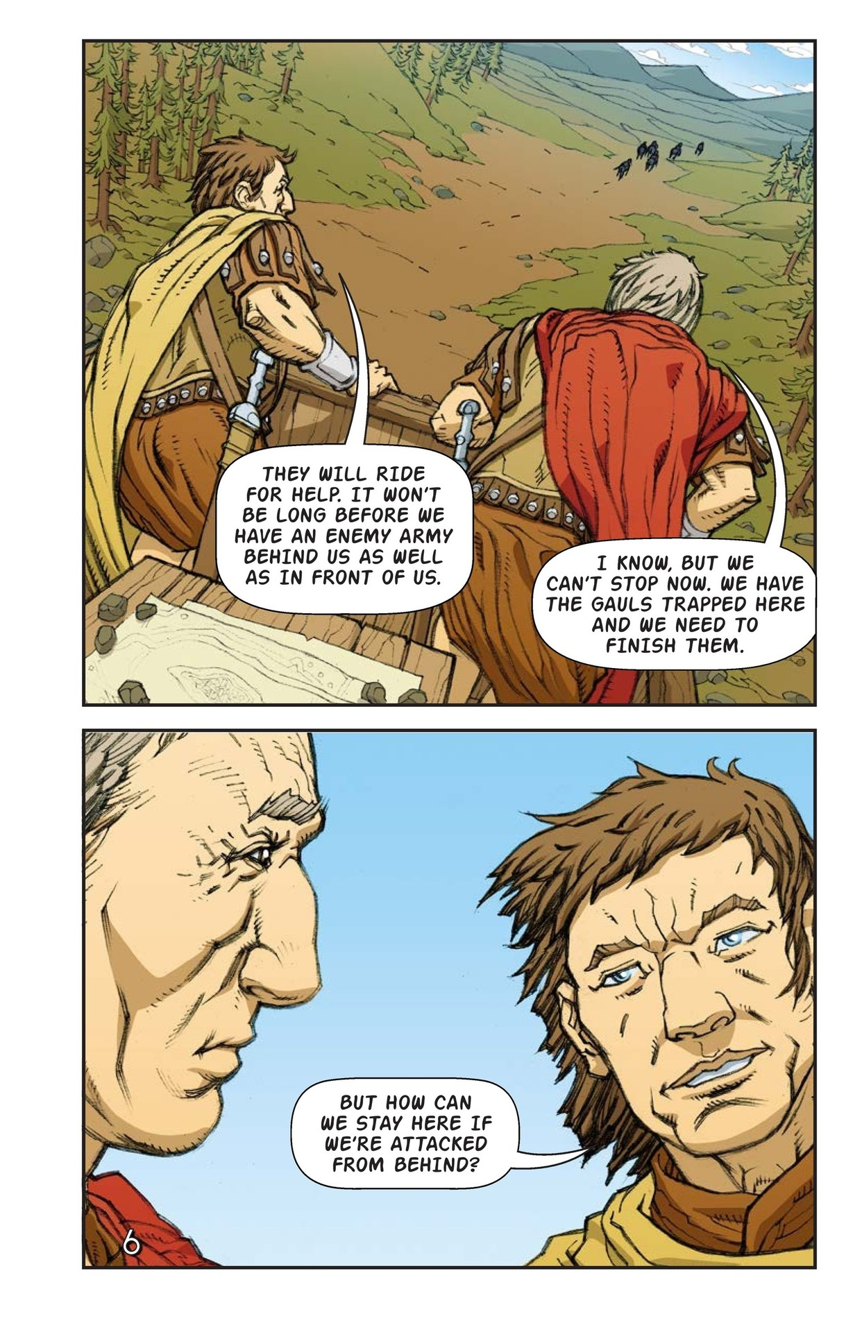 Book Preview For Julius Caesar and the Battle of Alesia Page 7