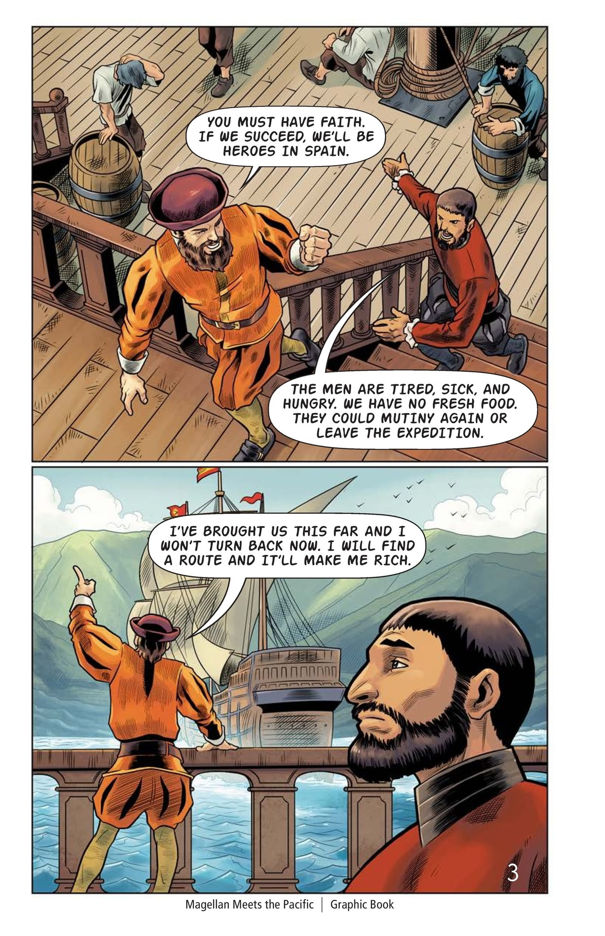 Book Preview For Magellan Meets the Pacific Page 4