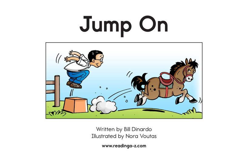 Book Preview For Jump On Page 2