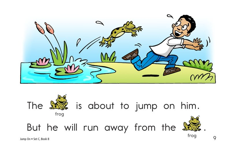 Book Preview For Jump On Page 9