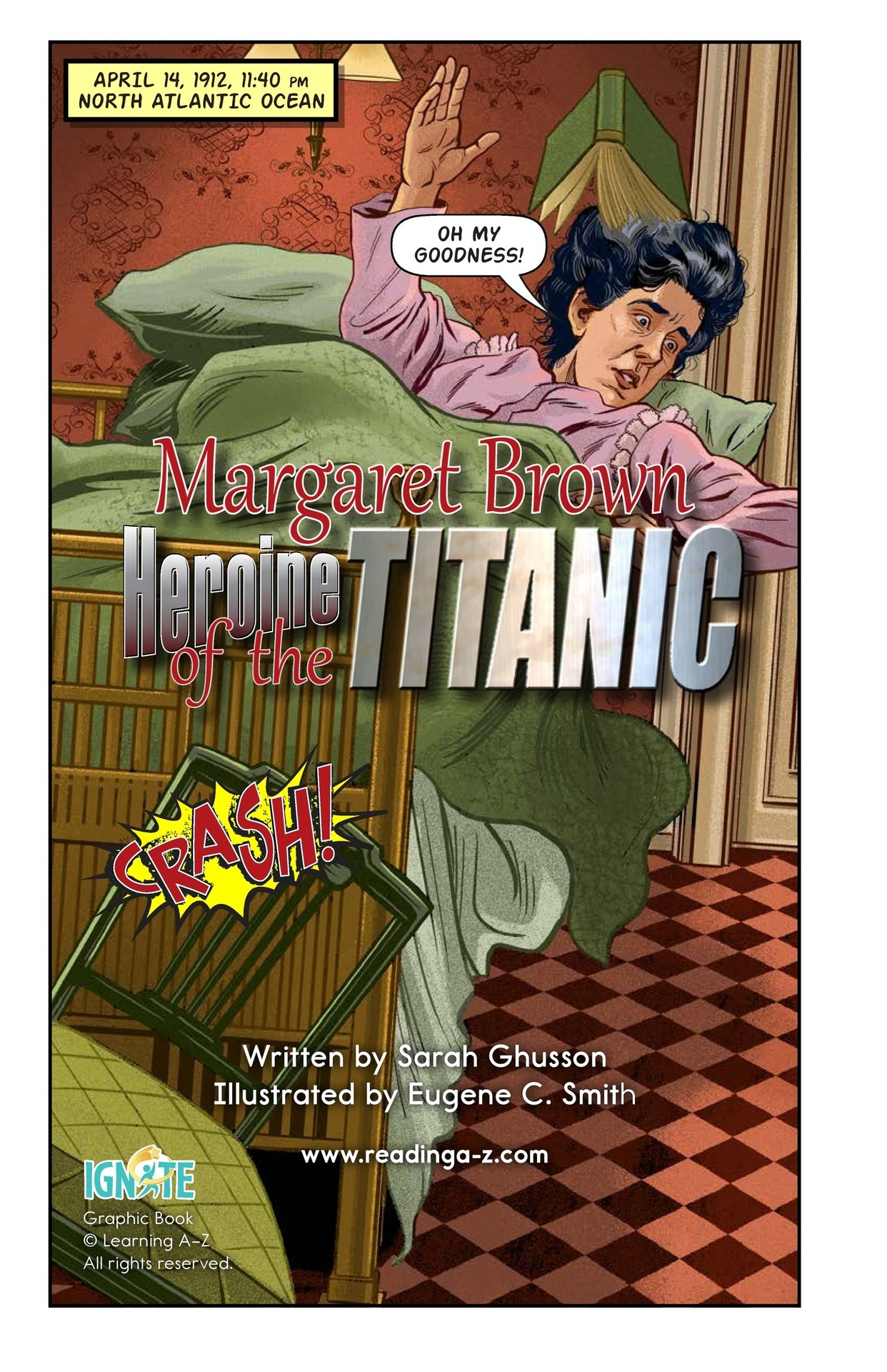 Book Preview For Margaret Brown: Heroine of the Titanic Page 2