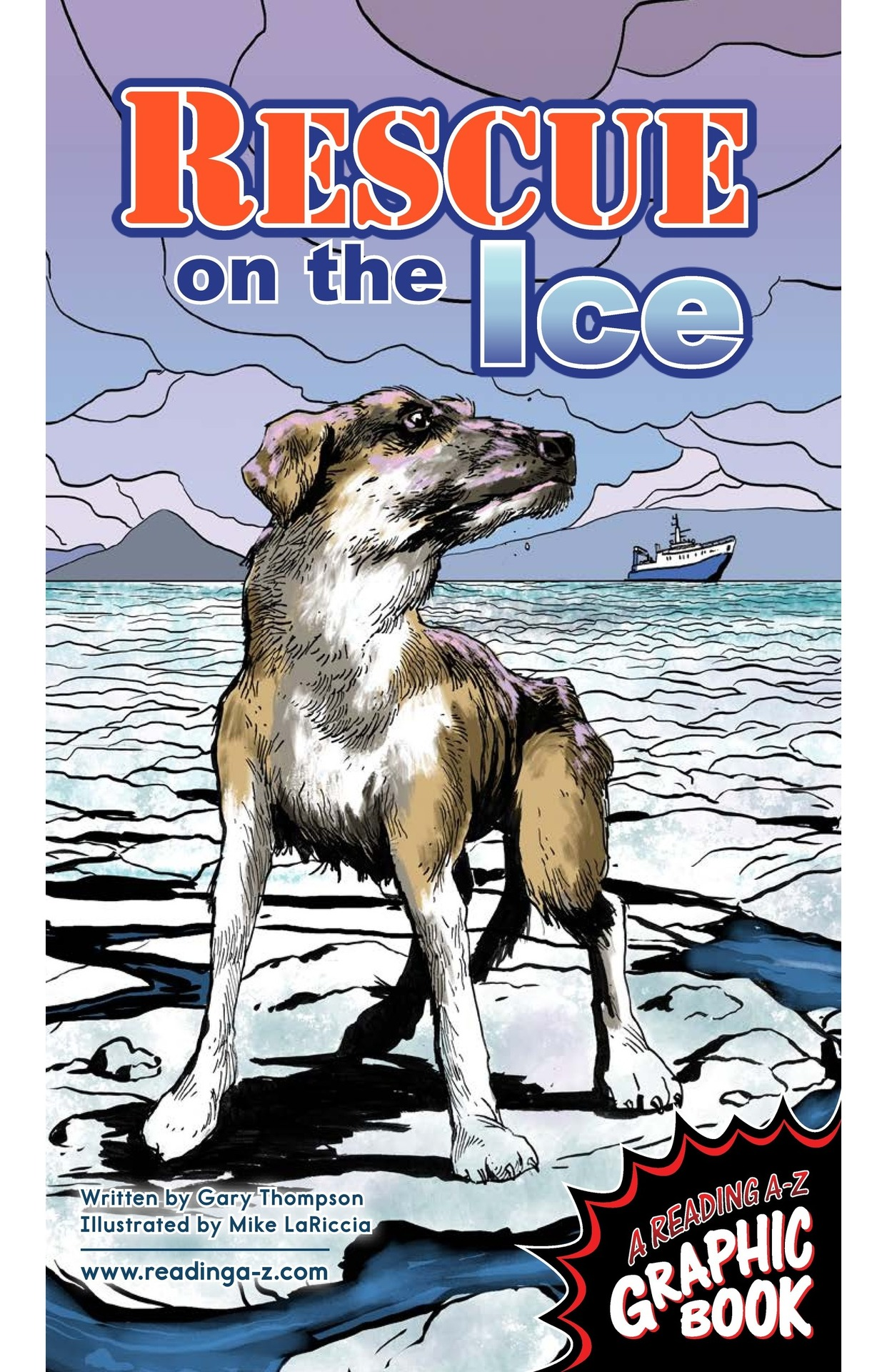 Book Preview For Rescue on the Ice Page 1