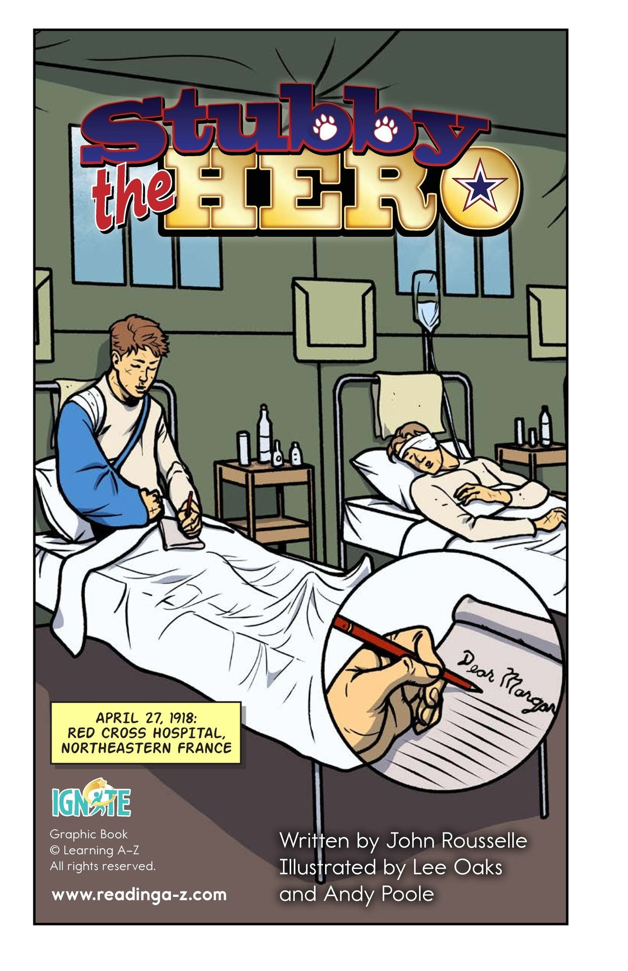 Book Preview For Stubby the Hero Page 2