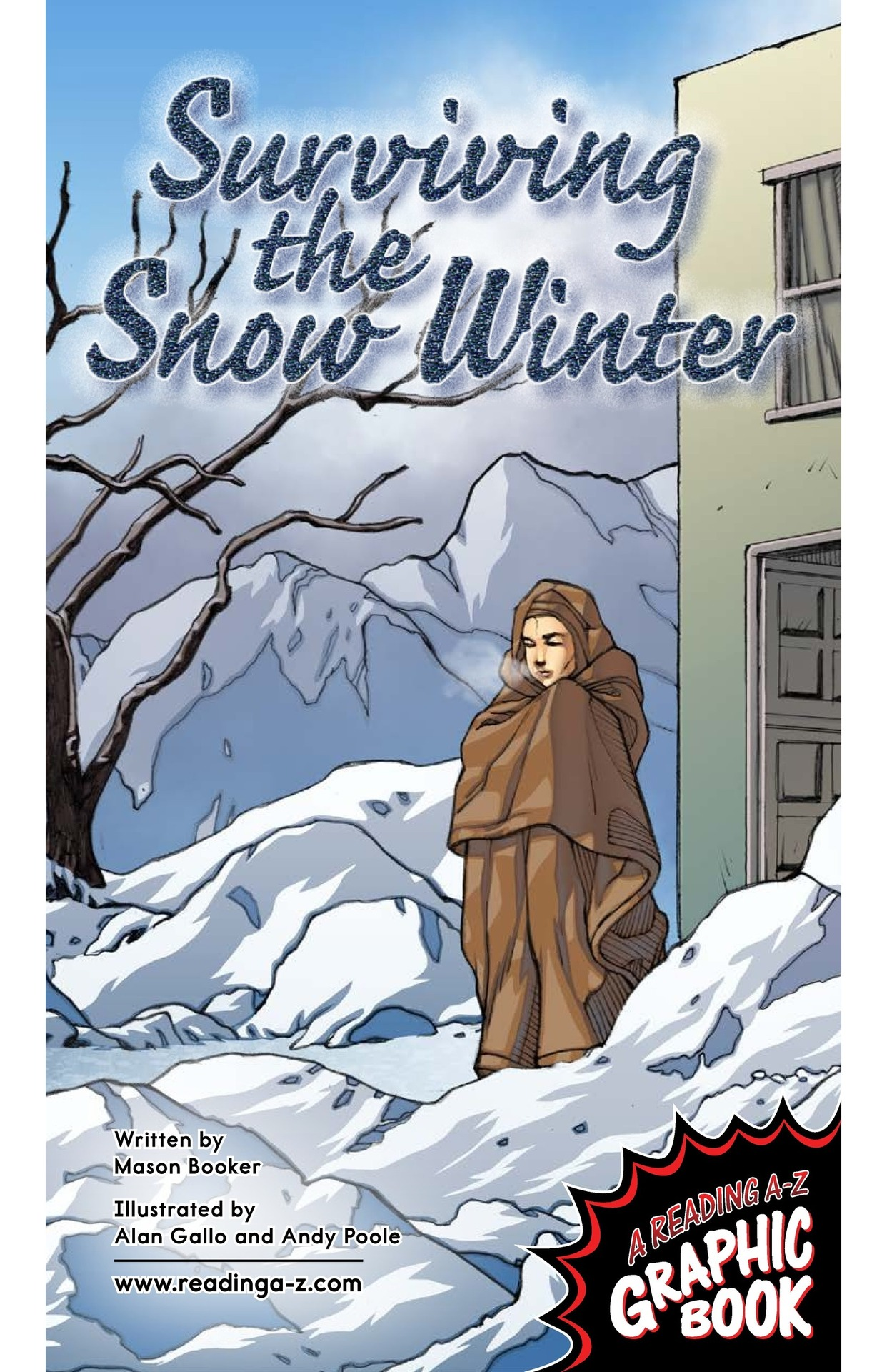 Book Preview For Surviving the Snow Winter Page 1