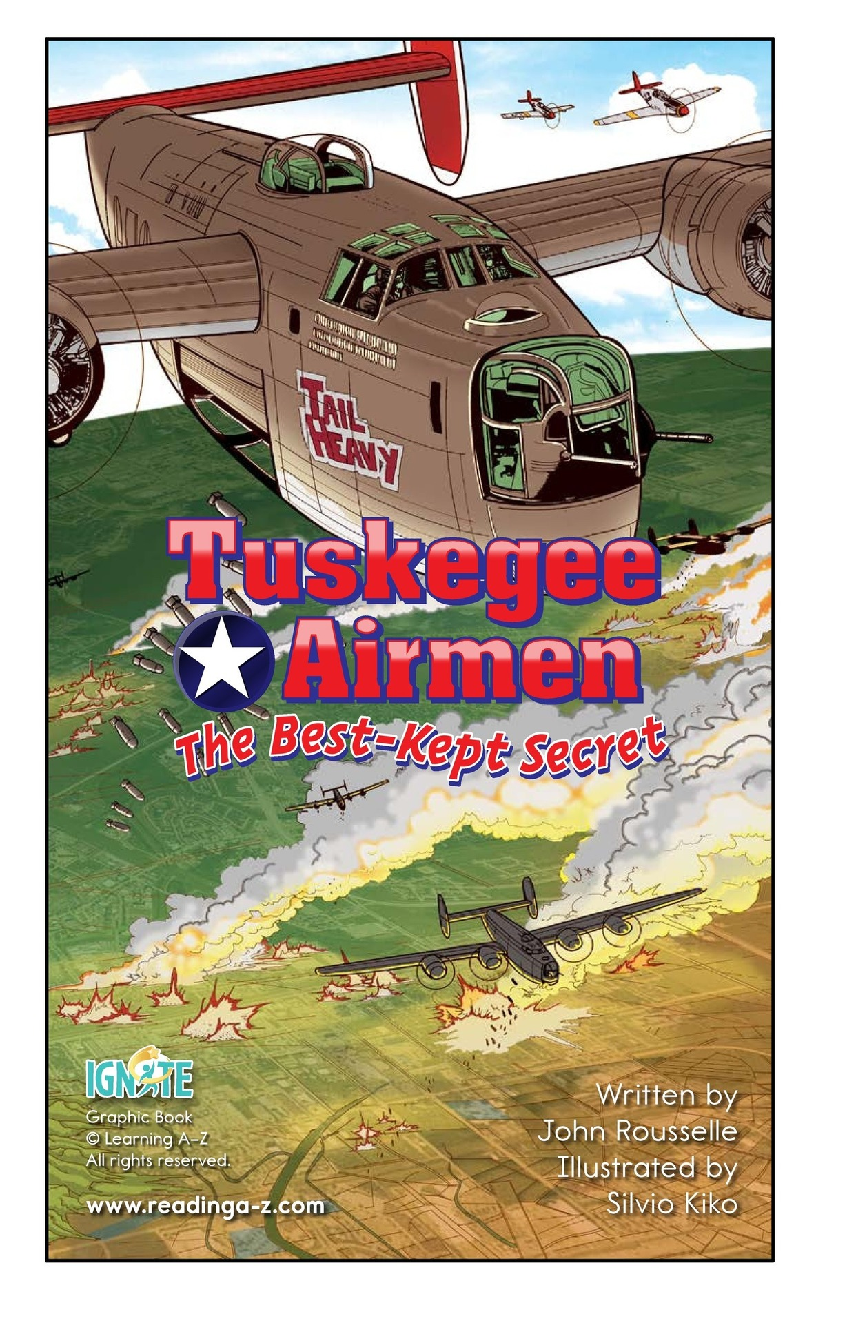 Book Preview For Tuskegee Airmen: The Best-Kept Secret Page 2