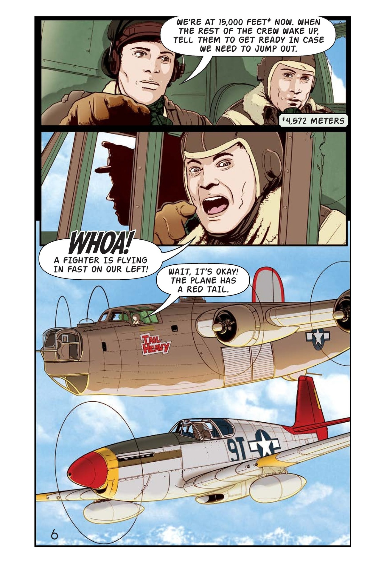 Book Preview For Tuskegee Airmen: The Best-Kept Secret Page 7