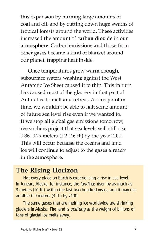 Book Preview For Ready for Rising Seas? Page 6