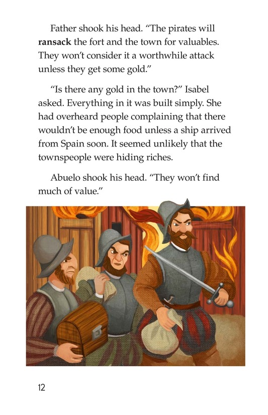 Book Preview For Attack on St. Augustine Page 12