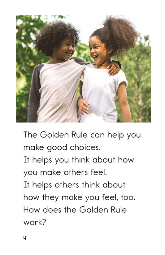Book Preview For The Golden Rule Page 4