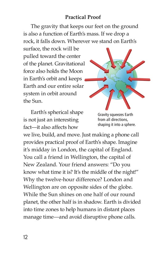 Book Preview For The Round Earth Page 12