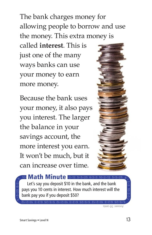Book Preview For Smart Savings Page 13