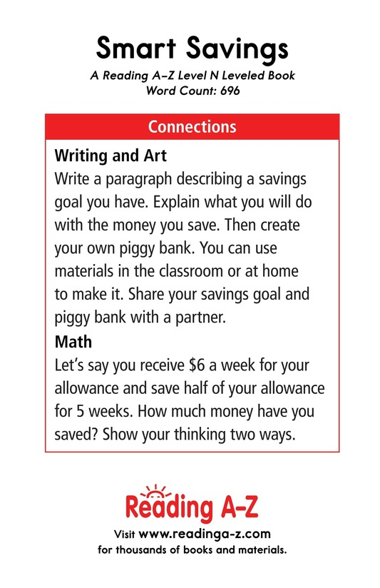 Book Preview For Smart Savings Page 17