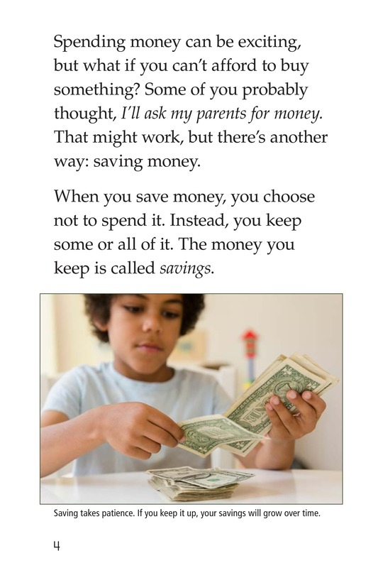 Book Preview For Smart Savings Page 4