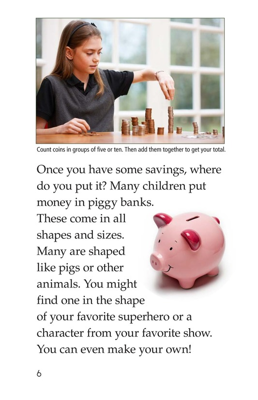 Book Preview For Smart Savings Page 6