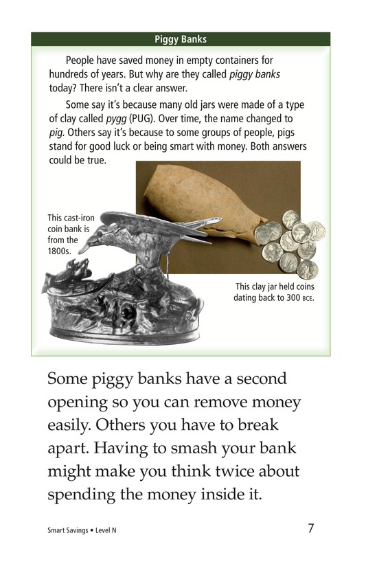 Book Preview For Smart Savings Page 7