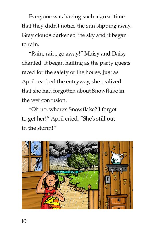 Book Preview For April's Big Day Page 10