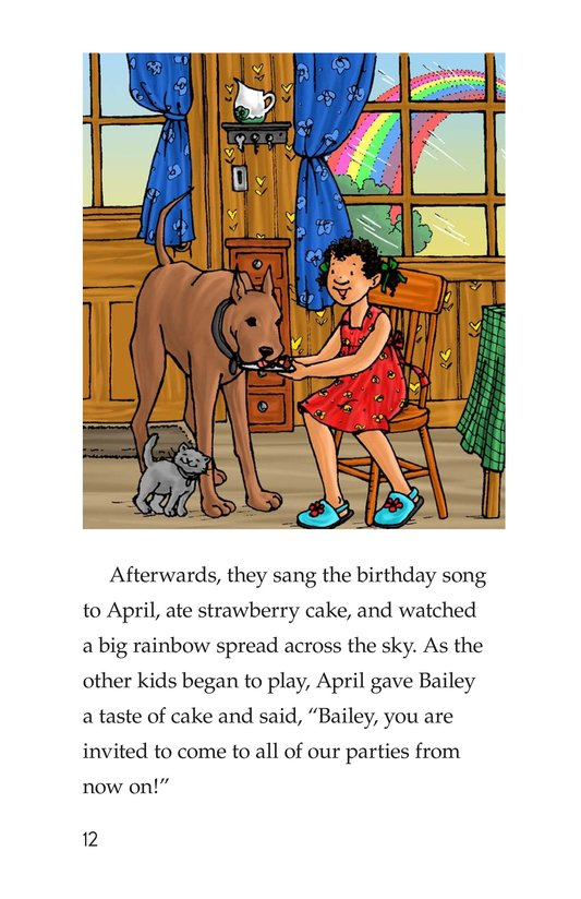 Book Preview For April's Big Day Page 12