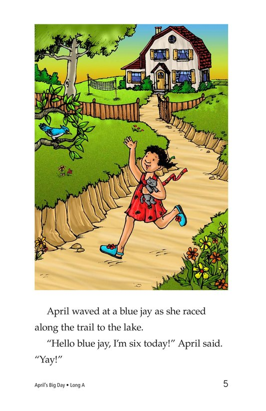 Book Preview For April's Big Day Page 5