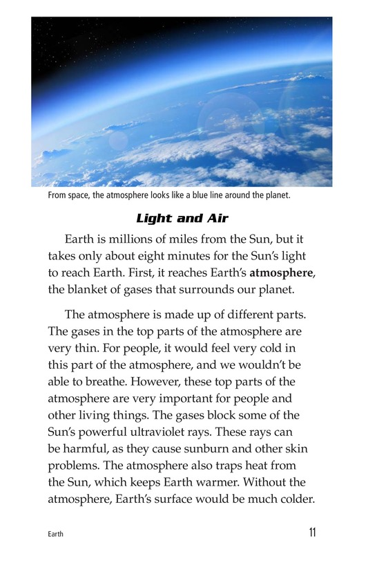 Book Preview For Earth Page 11