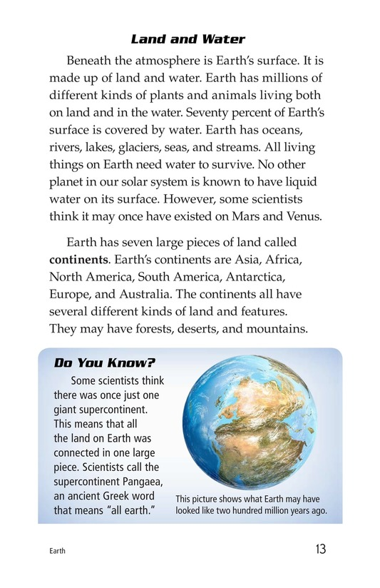 Book Preview For Earth Page 13